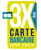 Paiement en 3XCB
